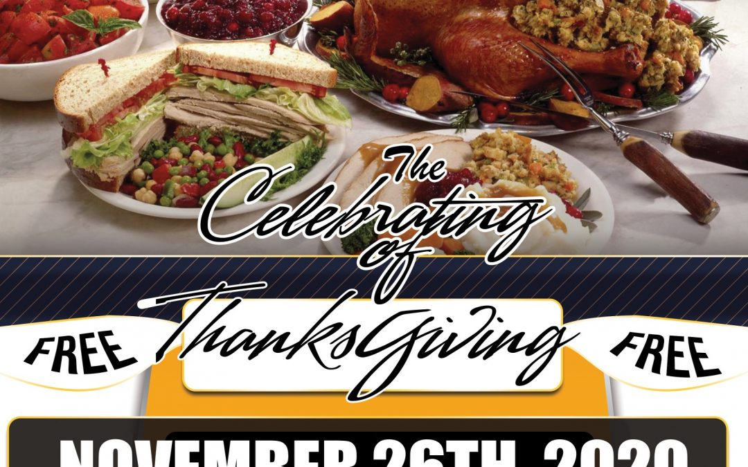 Thanksgiving Dinner Celebration 2020
