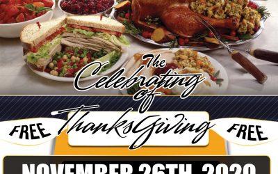 Thanksgiving Dinner Celebration 2020